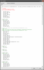 Compiler State View